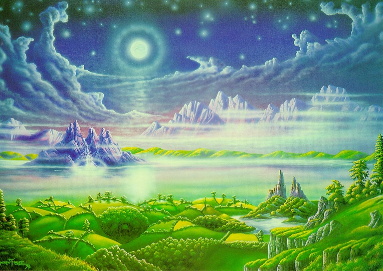 new heavens new earth