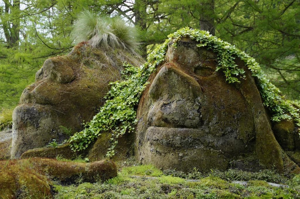 Nature Gods